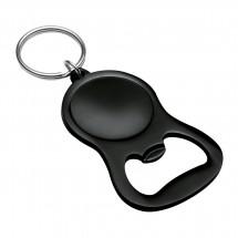 Sleutelhanger met flesopener REFLECTS-JUMILLA BLACK