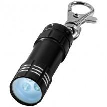 Astro sleutelhangerlampje - zwart