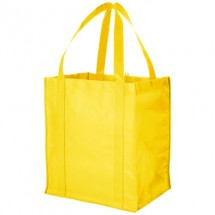 Liberty non woven boodchappentas - geel