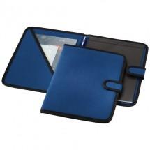 University A4 portfolio - midden blauw