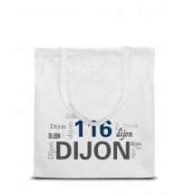 "Polyester tas ""Dijon"" - wit"