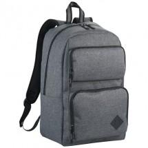 "Graphite deluxe 15,6"" laptop rugzak - heather grey"