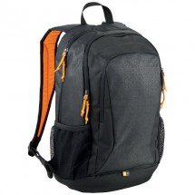 "Ibira 15,6"" laptop en tablet rugzak - zwart/oranje"