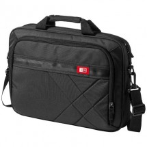 "15.6"" laptop of tablet tas - zwart"
