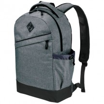 "Graphite smalle 15,6"" laptop rugzak - heather grey"