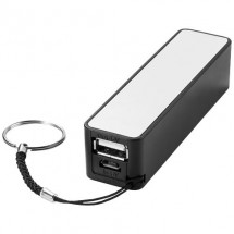 Jive powerbank 2000mAh - zwart