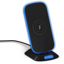 OFFICE WIRELESS CHARGER - zwart
