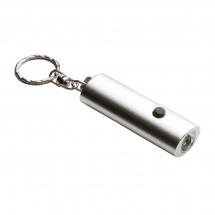 LED sleutelhanger REFLECTS-BALLARAT SILVER