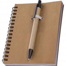 A 6 Schrijfblok Keystone-bruin