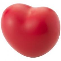 Anti stress hart - rood