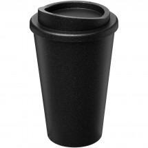 Americano® Midnight 350 ml geïsoleerde beker - Zwart