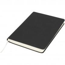 Liberty soft touch notitieboek - Zwart