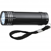 Set zaklamp & multitool Oakland-zwart