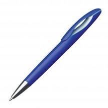 Kunststof balpen Fairfield-blauw