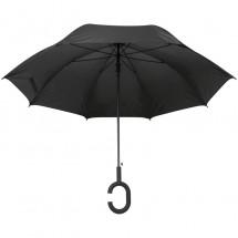 Paraplu  vrije hand - zwart