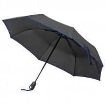 Opvouwbare paraplu - blauw