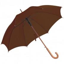 Automatische paraplu - bruin