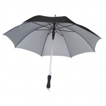 Automatische paraplu - zwart