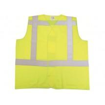RWS Veiligheidsvest Polyester XL (EN471/Klasse2) Geel