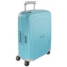 Samsonite S'Cure Spinner 55-Aqua Blauw