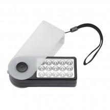 LED zaklamp REFLECTS-KEMI WHITE