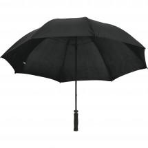 Xl-storm paraplu Hurrican - zwart