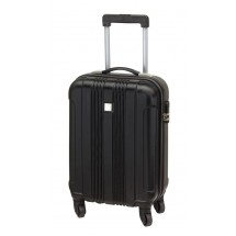 "Trolley-Boardcase ""Verona"" ,ABS,black"
