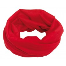 "Multipurpose Headscarf ""trendy"", red"