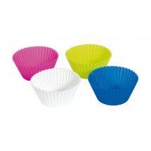 "Silicon - Baking form, 4 pcs. ""Cupcake"""
