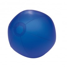 "Inflat.beachball,12""frosted blue""Indian"""