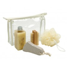 Wellness set, 4 pcs. in PVC bag