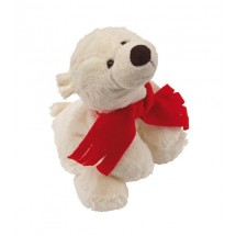 "Plush ice bear ""Lars"""