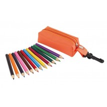 """Pouch with pencils """"Small Idea"""""""