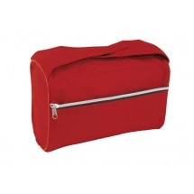 "Toilet bag "" Daily"" 600-D, red"