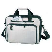 College Bag 'Viva' 600 D,  grey/black