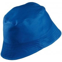 "SUNHAT, COTTON, BLUE ""Shadow"""