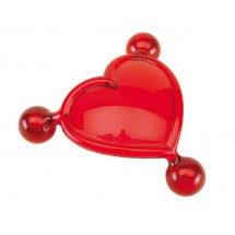 "Massager heart shaped ""For Two"""
