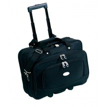 "Trolley boardcase ""Manager"" 600-D, black"