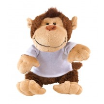 "Plush monkey ""Ingo"""