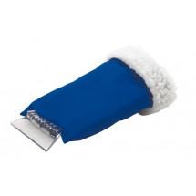 """Ice scraper w/ glove """"Clear sight"""", blue"""