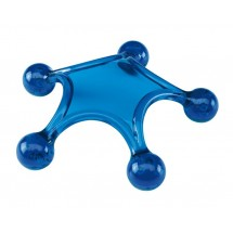 "Massager Starfish, ""Starfish"", blue"