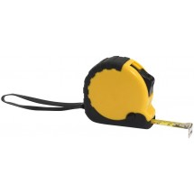 "Measuring tape""Elemental"",3m,blk/yellow"