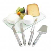 "Cheese - Set, 4-pcs, SS, ""Cheese"""