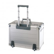 "Aluminium Trolley Pilot Case ""Office"""