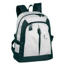 "Backpack ""Viva""  600 D, grey/black"