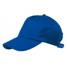 "BASEBALL-CAP, COTTON, BLUE ""Racing"""