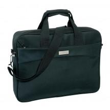 "Notebook Bag ""Creado"", black"