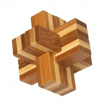 "Bamboos puzzle ""Bend"""