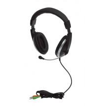 """Headphones """"Roskilde"""", black"""