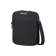 American Tourister Road Quest Cross-Over-Solid Zwart
